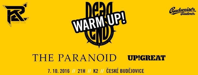 Dead End Warm Up!